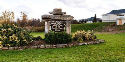Sainte-Famille Wines Nova Scotia