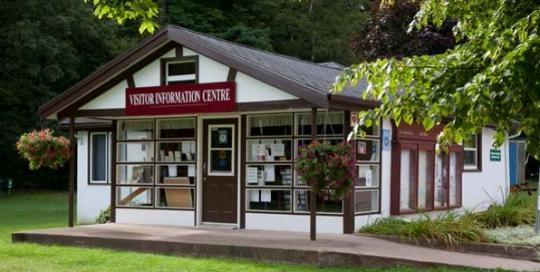 VIC Wolfville Visitor Information Centre
