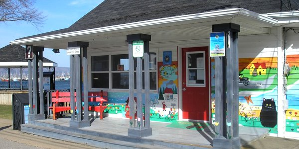 digby visitor information centre
